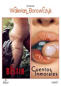 La Bestia + Cuentos Inmorales