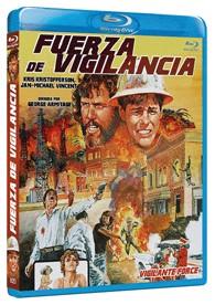 Fuerza De Vigilancia (Blu-Ray) (Bd-R)