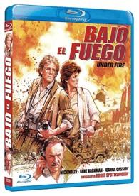 Bajo El Fuego (Blu-Ray) (Bd-R)