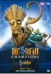 Desafío Champions : Sendokai - 2ª Temporada - Vol. 1