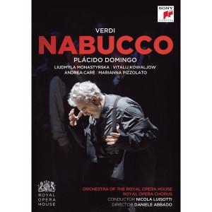 Verdi: Nabucco Plácido Domingo DVD