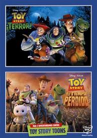 Pack Toy Story : Terror! + El Tiempo Perdido