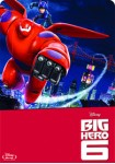 Big Hero 6 (Blu-Ray) (Ed. Metálica)