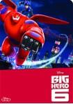 Big Hero 6 (Blu-Ray) (Ed. Metálica)