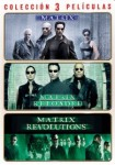 Matrix + Matrix Reloaded + Matrix Revolutions