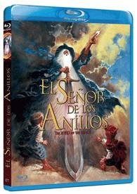 El Señor De Los Anillos (1978) (Blu-Ray)