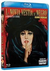 La Novia Vestía De Negro (Blu-Ray)