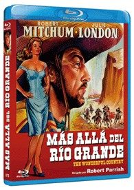 Más Allá De Río Grande (Blu-Ray)