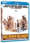 Que Vienen Los Rusos (Blu-Ray)