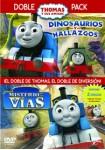 Thomas Y Sus Amigos : Dinosaurios Y Hallazgos + Misterio En Las Vías