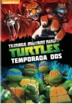 Pack Teenage Mutant Ninja Turtles - 2ª Temporada