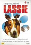 Pack Lassie: Las Películas (4 DVD,s)