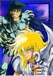 Saint Seiya : Saga Del Santuario - Box 3