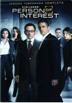 Vigilados : Person Of Interest - 3ª Temporada