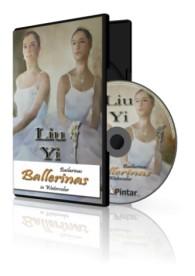Bailarinas en Acuarela de Liu Yi (Español)