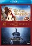Cuentos De Película : La Bella Y La Bestia (2014) + Hércules : El Origen De La Leyenda (Blu-Ray)