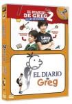 Pack El diario de Greg 1 y 2