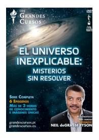 El Universo Inexplicable: Misterios Sin Resolver (Blu-Ray)