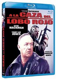 A La Caza Del Lobo Rojo (Blu-Ray)
