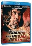 Cuando Las Brujas Arden (Blu-Ray)