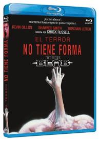 El Terror No Tiene Forma (Blu-Ray)
