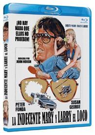 La Indecente Mary Y Larry El Loco (Blu-Ray)