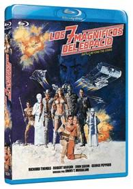 Los Siete Magníficos Del Espacio (Blu-Ray)