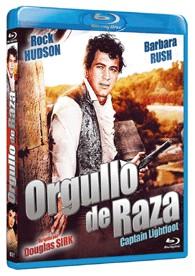 Orgullo De Raza (Blu-Ray)