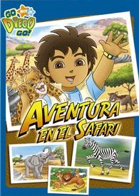 Go Diego Go : Aventura En El Safari**