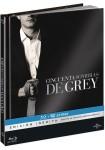 Cincuenta Sombras De Grey (Blu-Ray + Dvd) (Ed. Libro)