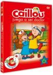 Coleccion Caillou 25 Aniversario Vol 6: Juega A Ser Doctor