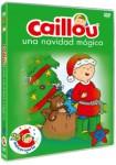 Coleccion Caillou 25 Aniversario Vol 9: Una Navidad Mágica