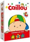 Pack Coleccion Caillou 25 Aniversario Vols 4+5+6