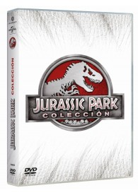 Pack Parque Jurásico 1 a 4 (Edición 2017)