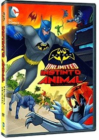 Batman Unlimited : Instinto Animal**