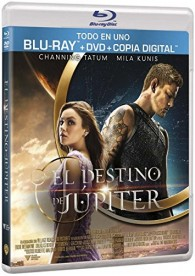 El Destino De Júpiter (Blu-Ray + Dvd + Copia Digital)