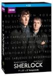 Sherlock - 1ª A 3ª Temporada (Blu-Ray)