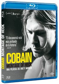 Cobain : Montage Of Heck (Blu-Ray)