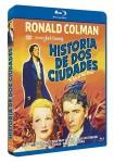 Historia De Dos Ciudades (1935) (Blu-ray)
