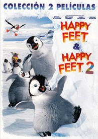 Happy Feet 1 + 2