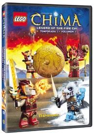 Lego : Leyendas De Chima - 2ª Temporada - 2ª Parte