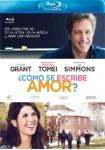 Cómo Se Escribe Amor? (Blu-Ray)