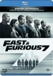 Fast & Furious 7 (A Todo Gas 7) (Blu-Ray)