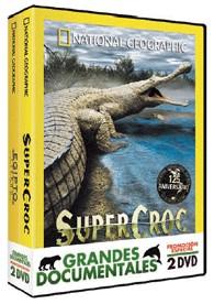 National Geographic : Super Croc + Egipto