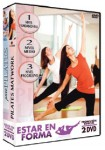 Pack Estar en forma Vol. 1:Pilates Matwork + Pure Pilates