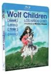 Los Niños Lobo (Wolf Children) (Blu-Ray)