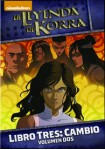 La Leyenda De Korra - Libro 3 : Cambio - Vol. 2