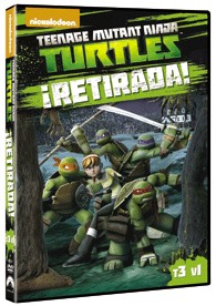 Las Tortugas Ninja: Turtles : Retirada!