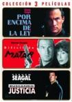 Pack: Por Encima De La Ley + Difícil De Matar + Buscando Justicia