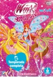 Pack Winx Club - 4ª Temporada (Vol. 19 al 24)